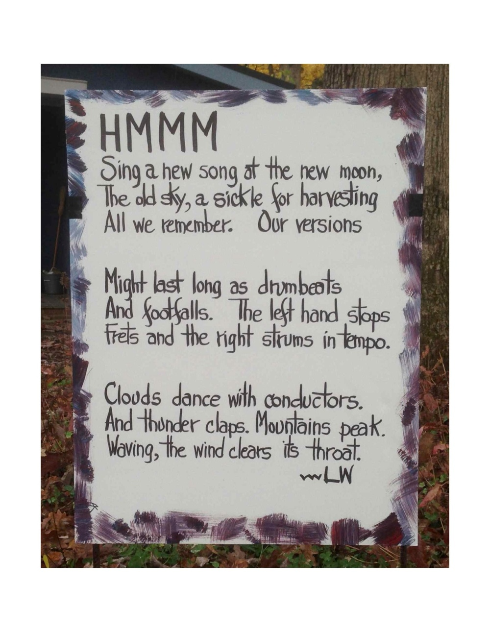 PoemSite November 2013