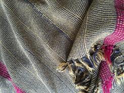 Tufted fringe